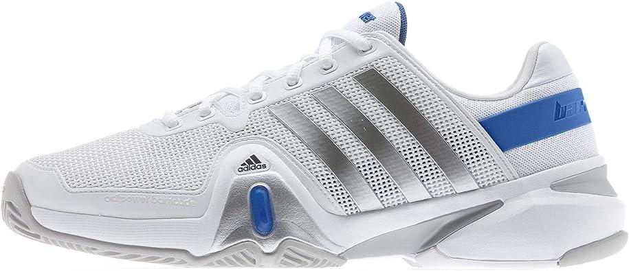 Amazon.com: adidas Men's Adipower Barricade 8 Tennis Shoe-Running ...