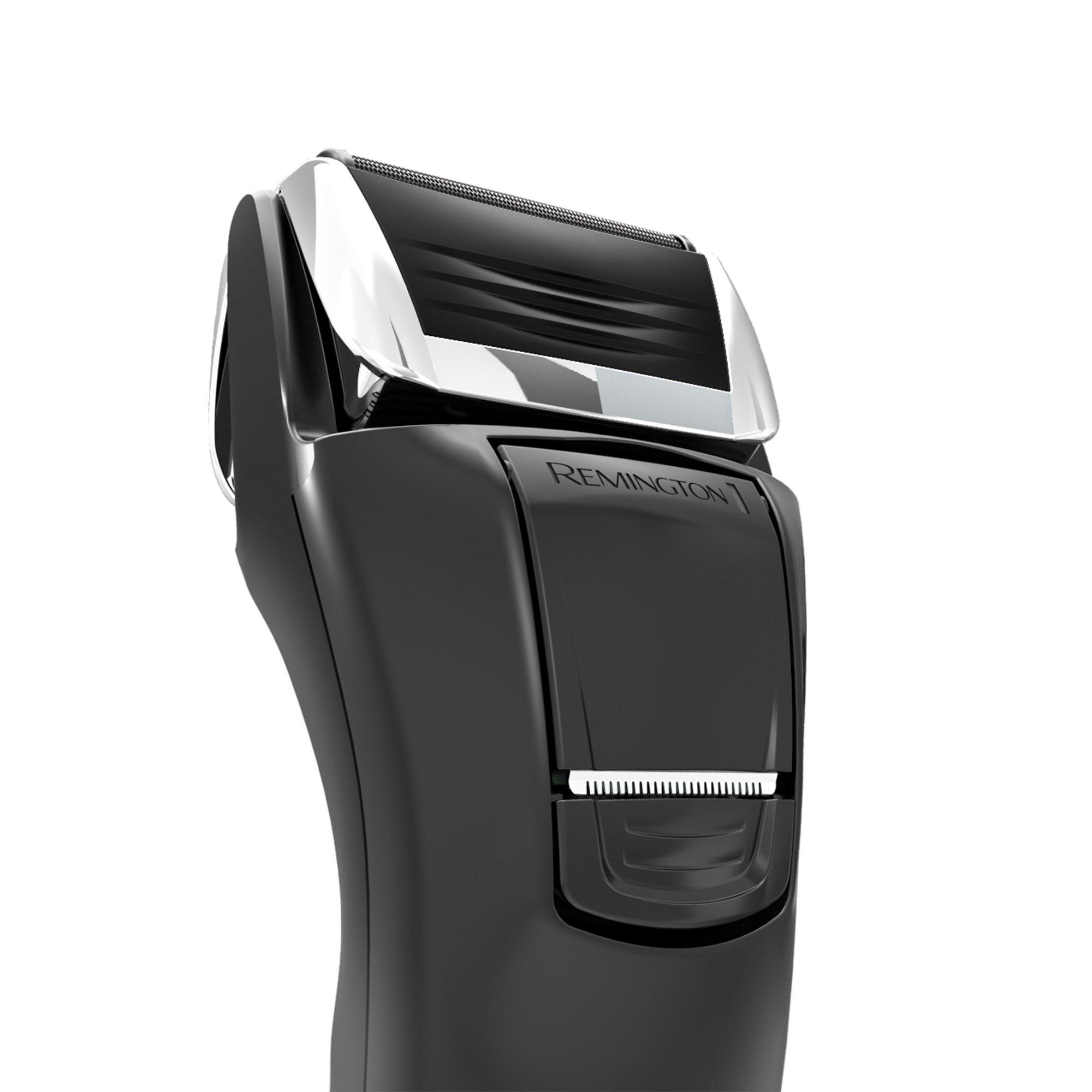 Remington F5-5800 Foil Shaver, Men's Electric Razor, Electric Shaver, Black by Remington (Image #3)