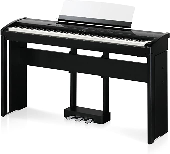Kawai Es8 Black Stand Pedal Amazon Co Uk Musical Instruments