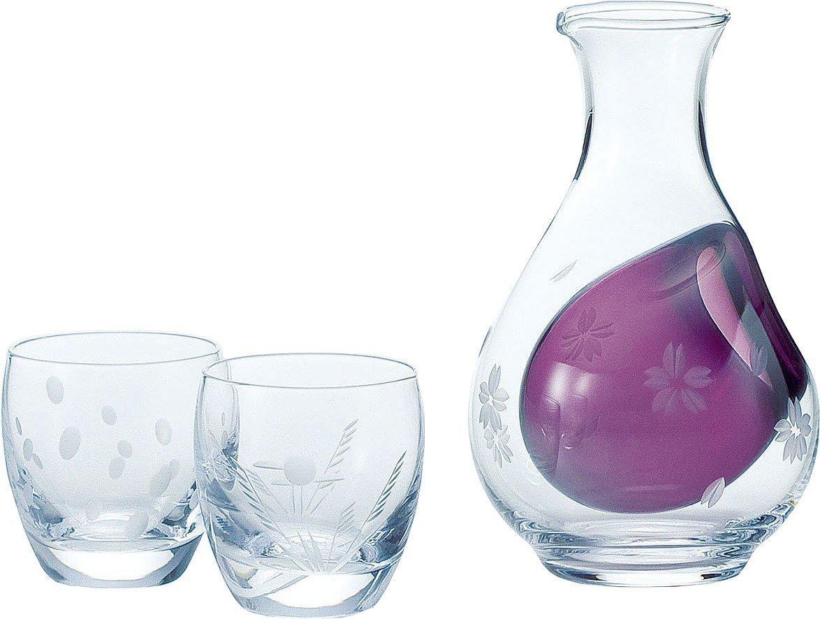 Cold sake set ( Setsugekka ) G604-M51