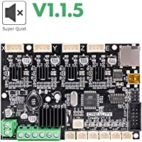 Comgrow Creality 3D Printer New Upgrade Motherboard Silent Mainboard V1.1.5 with TMC2208 Driver for Ender3