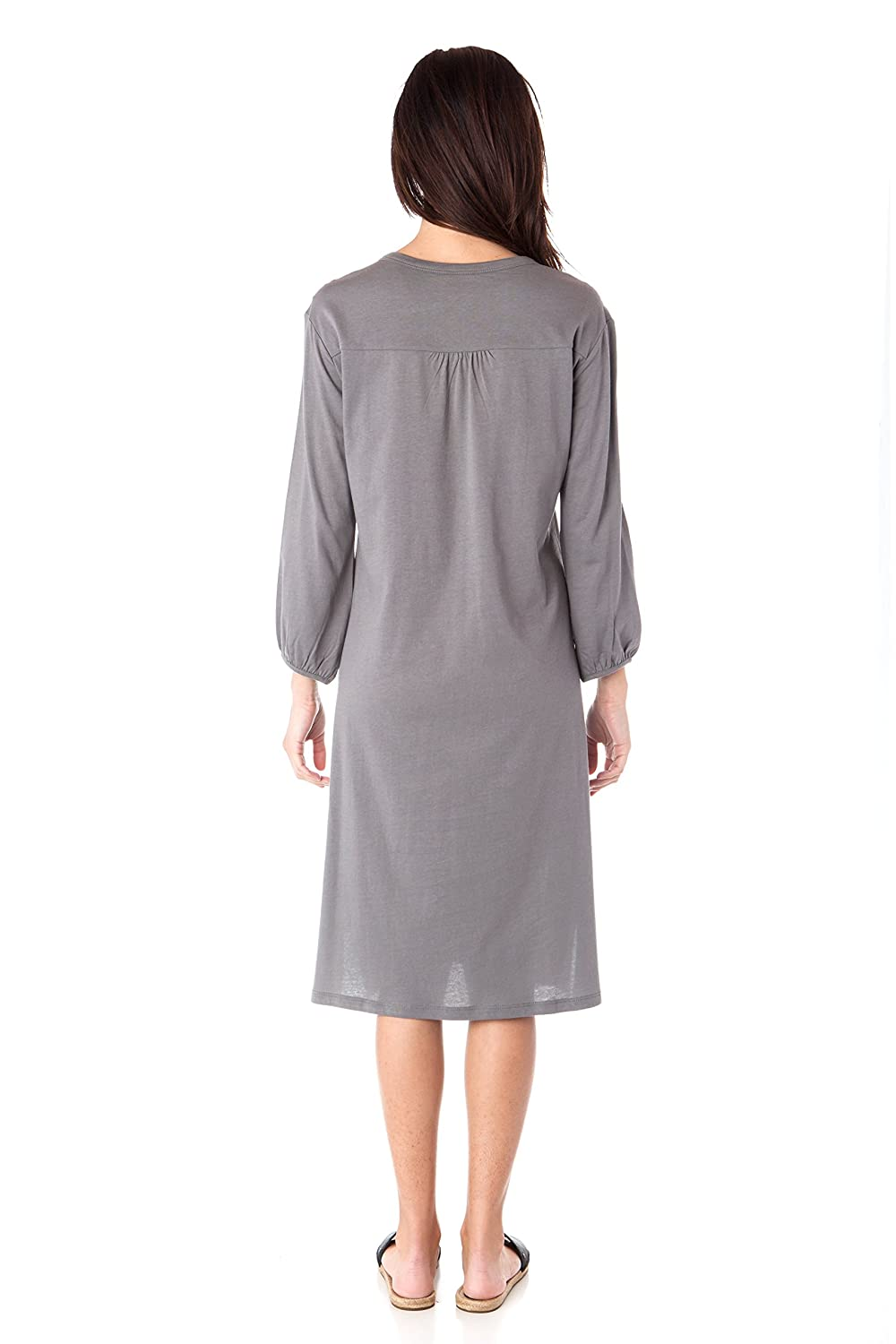 A to Z Long Sleeve Loose Dress BD-59