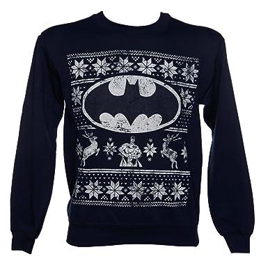 batman christmas jumper