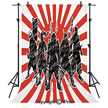 Amazon.com : Japanese Photography Backdrops, Group of ...
