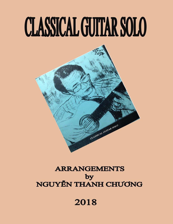 Classical Guitar Solo (Vietnamese Edition)