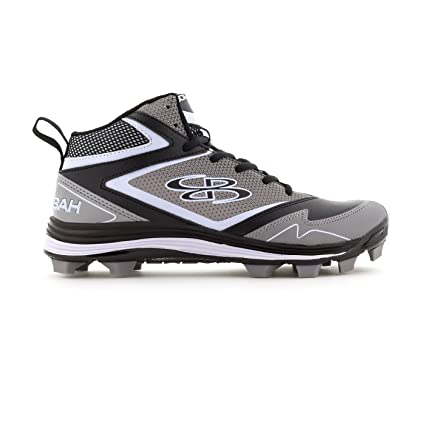 9955e4f2b3ff Amazon.com: Boombah Women's A-Game Molded Mid Cleats - 8 Color ...