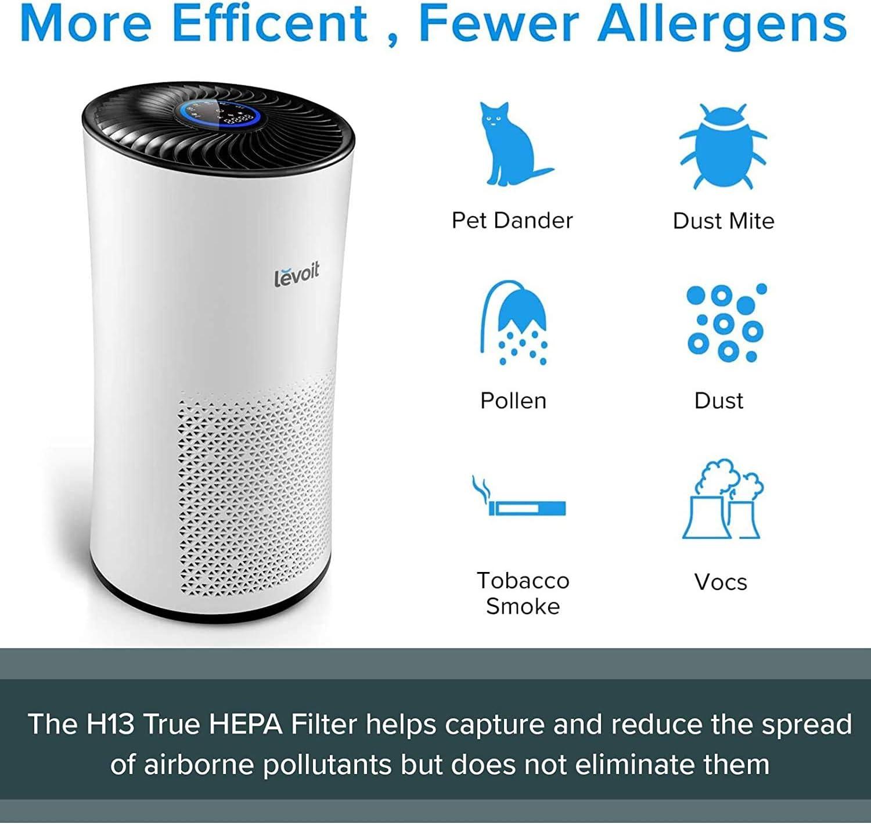 HEPA Air Purifier Air Luftreiniger Intelligente Haushalts APP Control T1O3