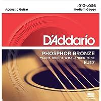 D'Addario EJ17 Acoustic 13-56 Medium Guitar Strings