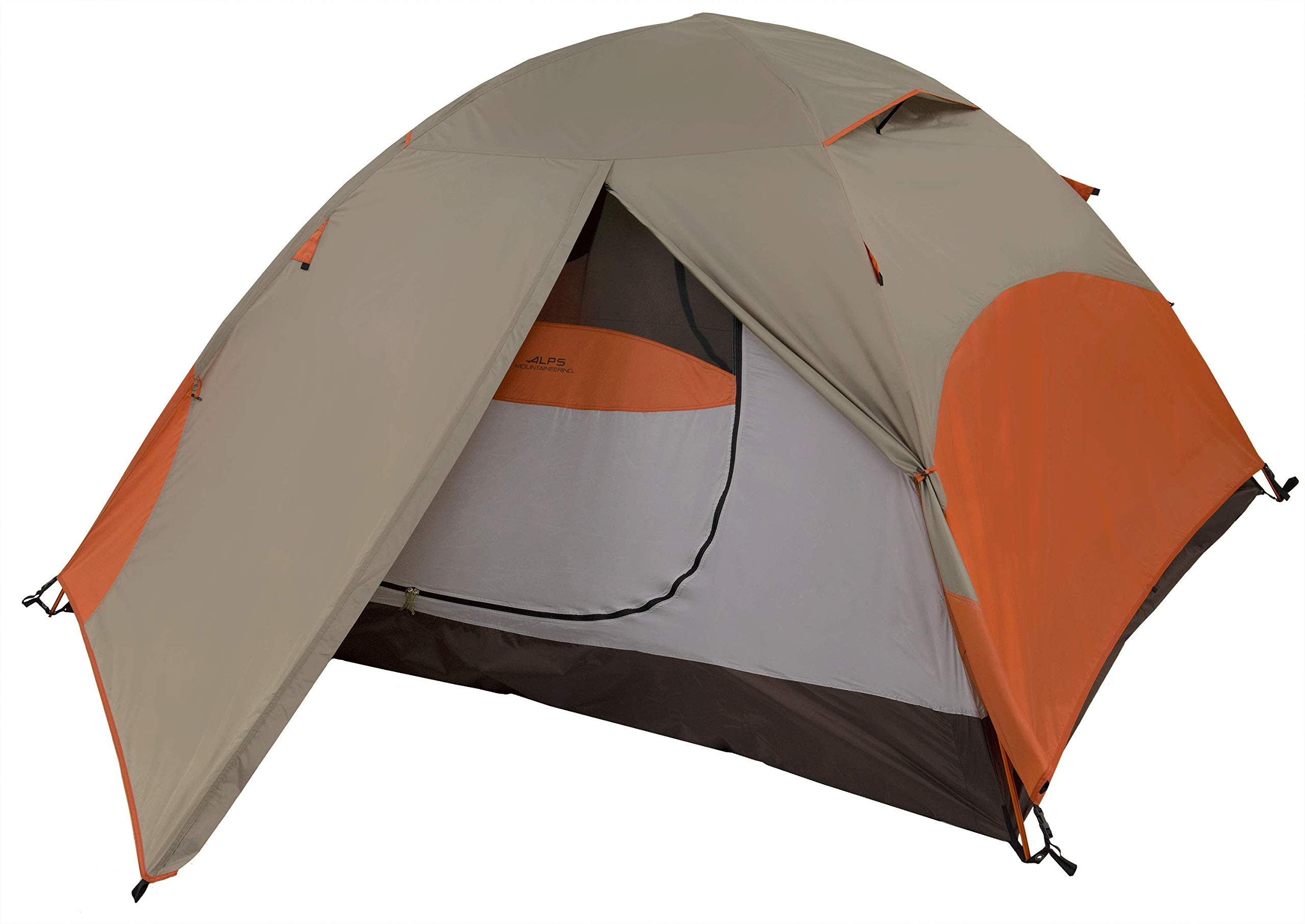 ALPS Mountaineering Lynx 4-Person Tent, Clay/Rust by ALPS Mountaineering (Image #4)