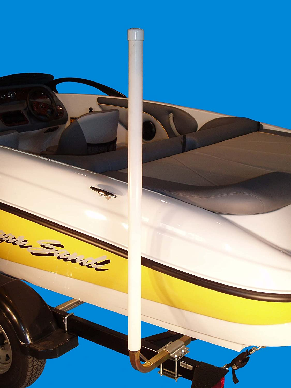 Ve-Ve Inc Boat Trailer Post Guide-On