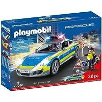 PLAYMOBIL- Porsche 911 Carrera 4S Playset de Figuras