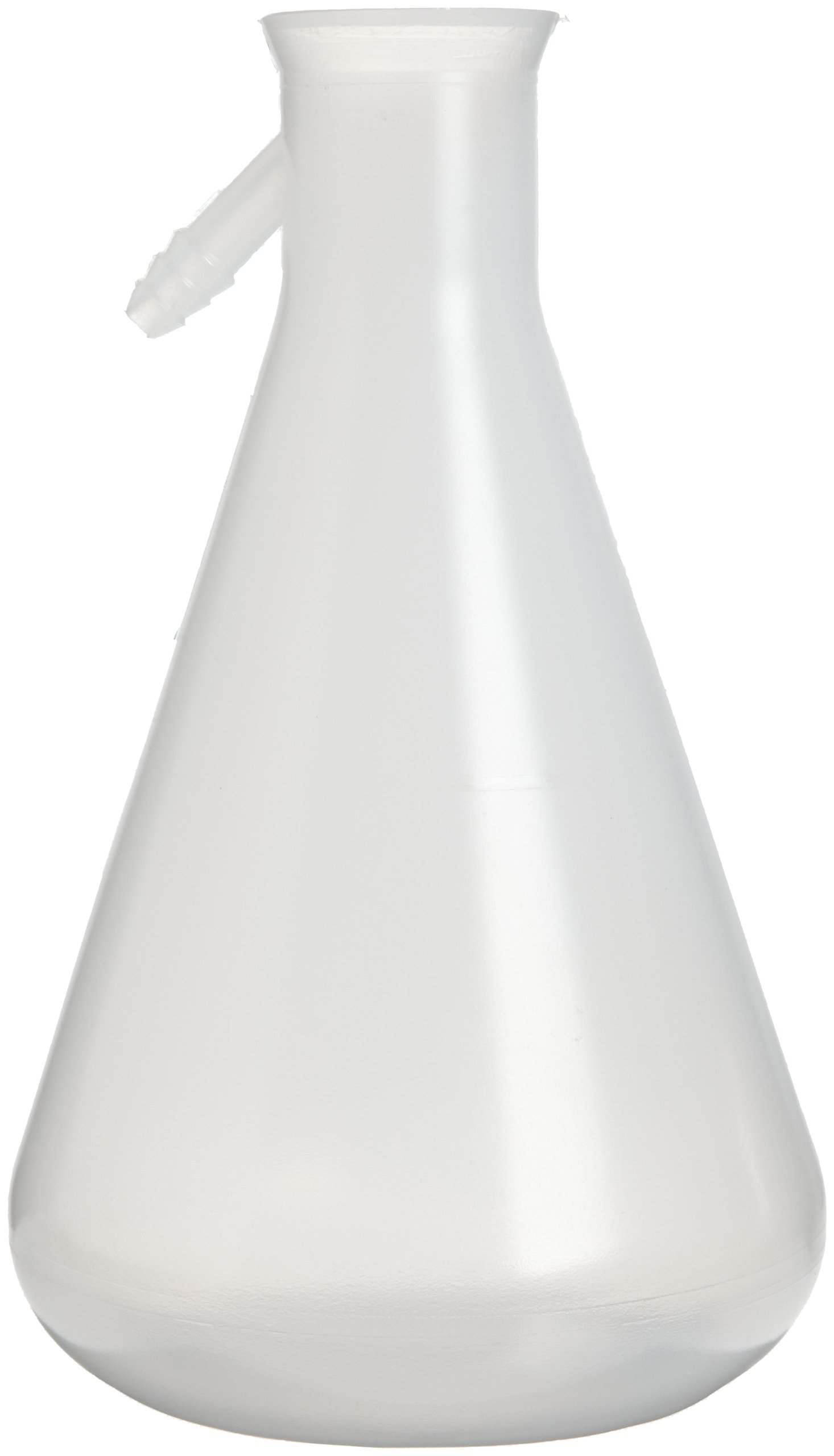 Bel-Art Polypropylene 1000ml Filtering Flask with Side Arm (H38941-0000) by SP Scienceware