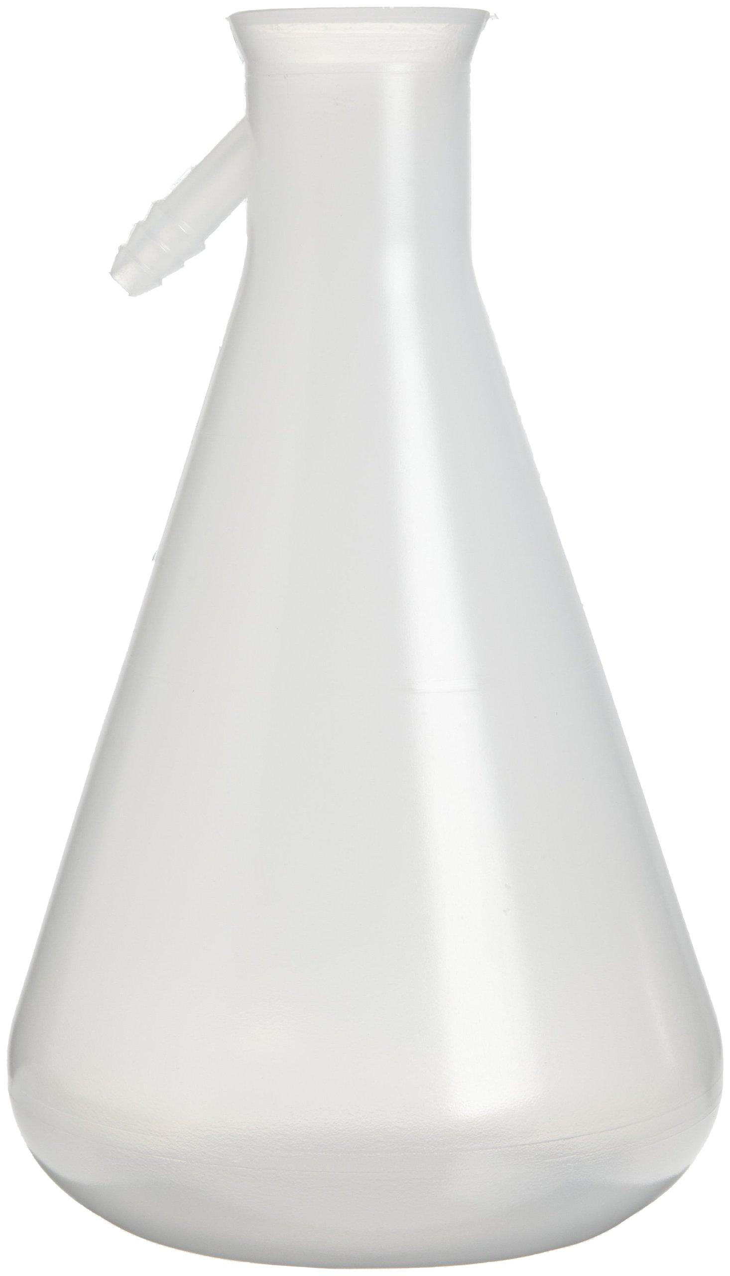Bel-Art Polypropylene 1000ml Filtering Flask with Side Arm (H38941-0000)
