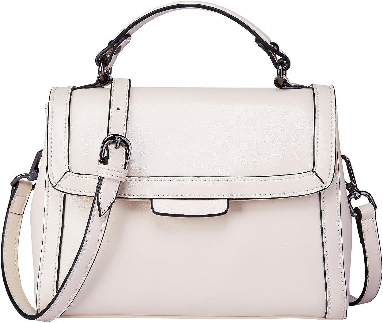 BOYATU Real Leather Handbag...