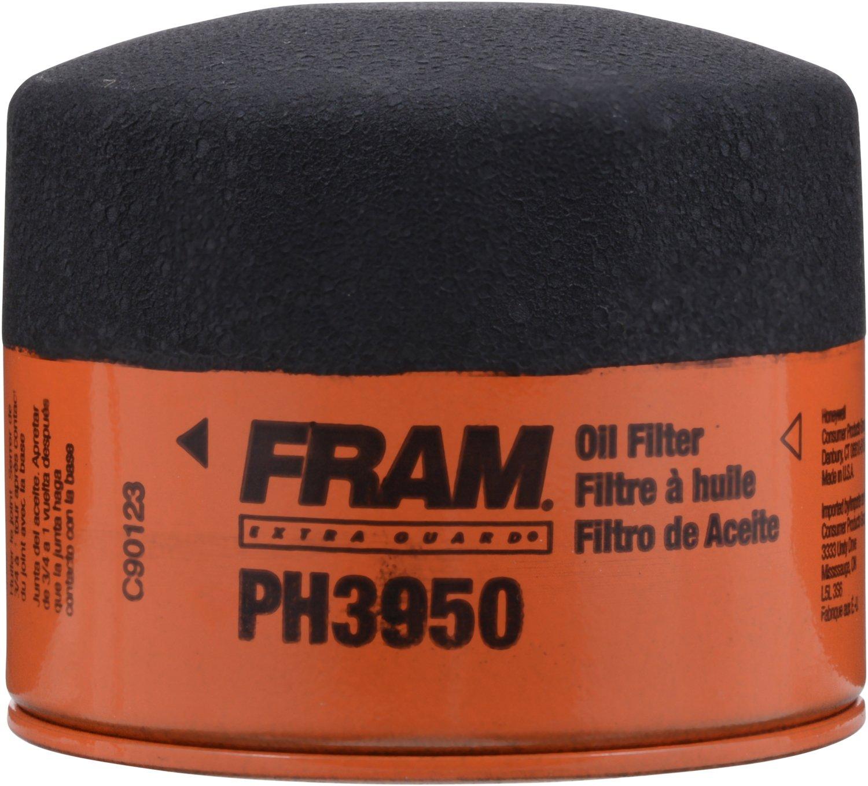 Amazon Com Fram Ph Extra Guard Passenger Car Spin On Oil Filter Automotive