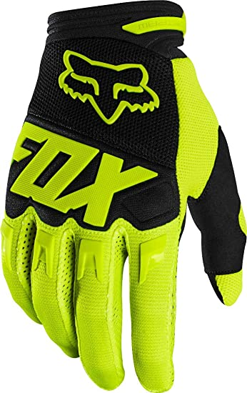 FOX Kids Handschuhe Dirtpaw Race Flo Orange