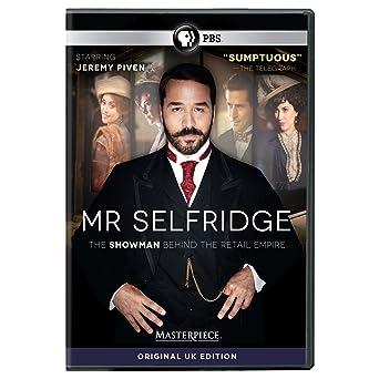 505858776ca4 Masterpiece  Mr Selfridge DVD 2013 Region 1 US Import NTSC  Amazon ...