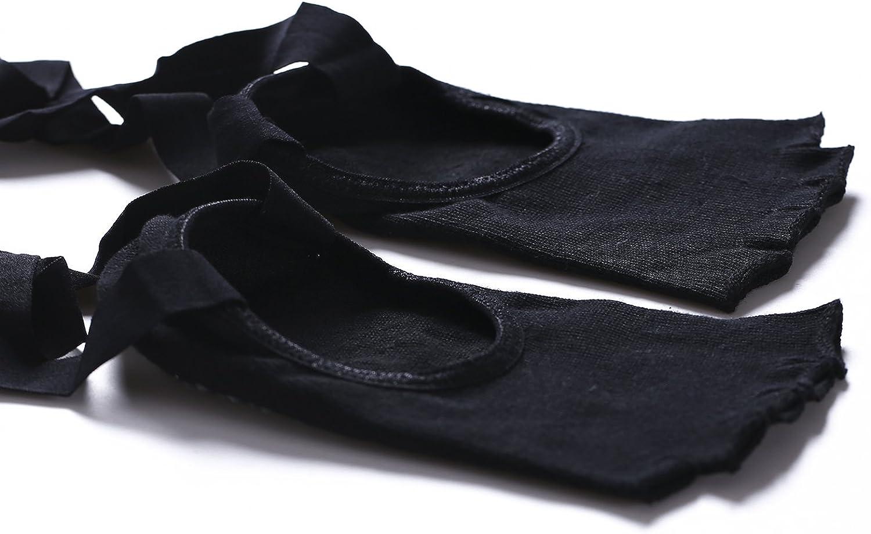 Fashion Non Slip Skid Women Yoga Socks for Fitness//Dance//Pilates//Ballet LC