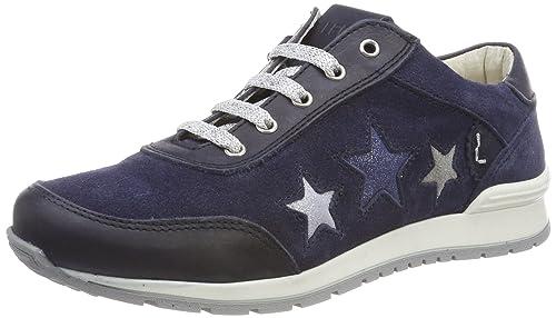 Lepi 4853LEC, Zapatillas para Niñas, Azul (BLU), 31 EU