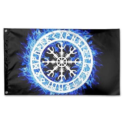 Amazon.com: Bandera de jardín para decoración de festivales ...