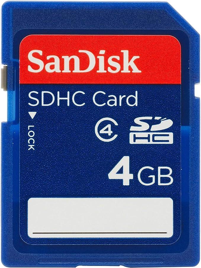 Verbatim 4GB Secure Digital High Capacity Class 6 - 4 GB Card - SDHC