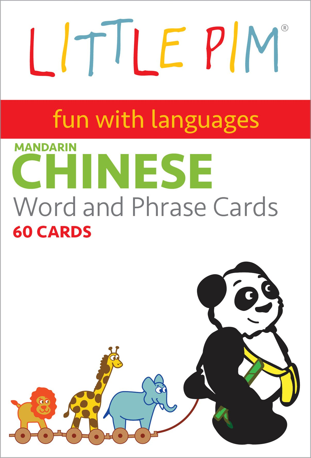 Download Little Pim Chinese Word and Phrase Cards (Little Pim Fun With Languages) (Mandingo and English Edition) ebook