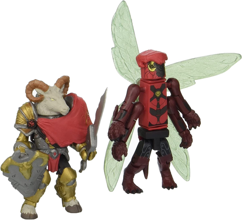 Battle Beasts Minimates SDCC Exclusive Vorin