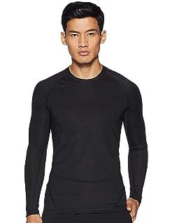 9366d1a1 adidas Men's Alpha Skin LS Tee Shirt, Men, Alphaskin LS Tee: Amazon ...