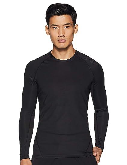 8dcb312eef04 Amazon.com: adidas AlphaSkin Sport Long Sleeve Tee - SS18: Clothing