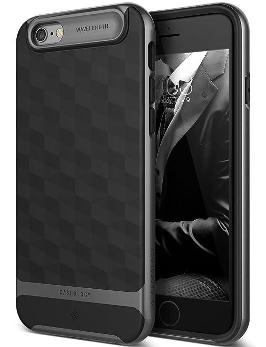 3 opinioni per Custodia iPhone 6, Caseology [Serie Parallax] Cover, Sottile Protezione