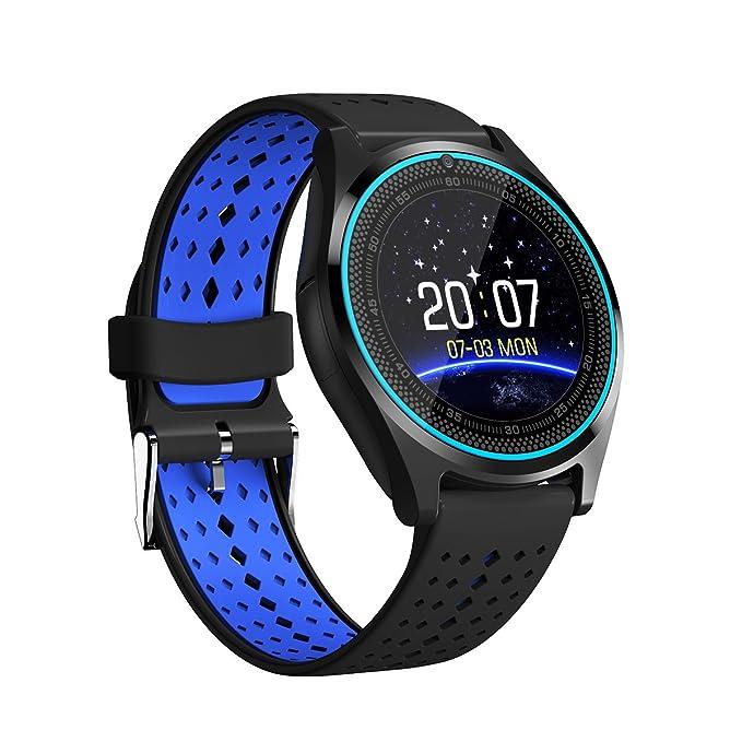 a5 2020 sim karte Amazon.com: V9 Smart Watch with SIM Card Slot, Camera, Silicone