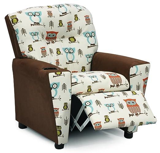 Amazon.com: Sillón reclinable con taza para niños sillón ...