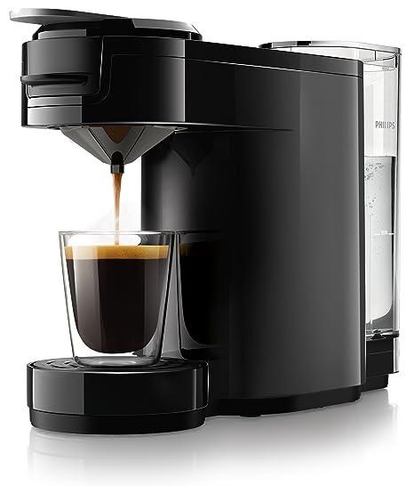Philips HD7884/61 - Cafetera de cápsulas, 1440 W, color negro ...