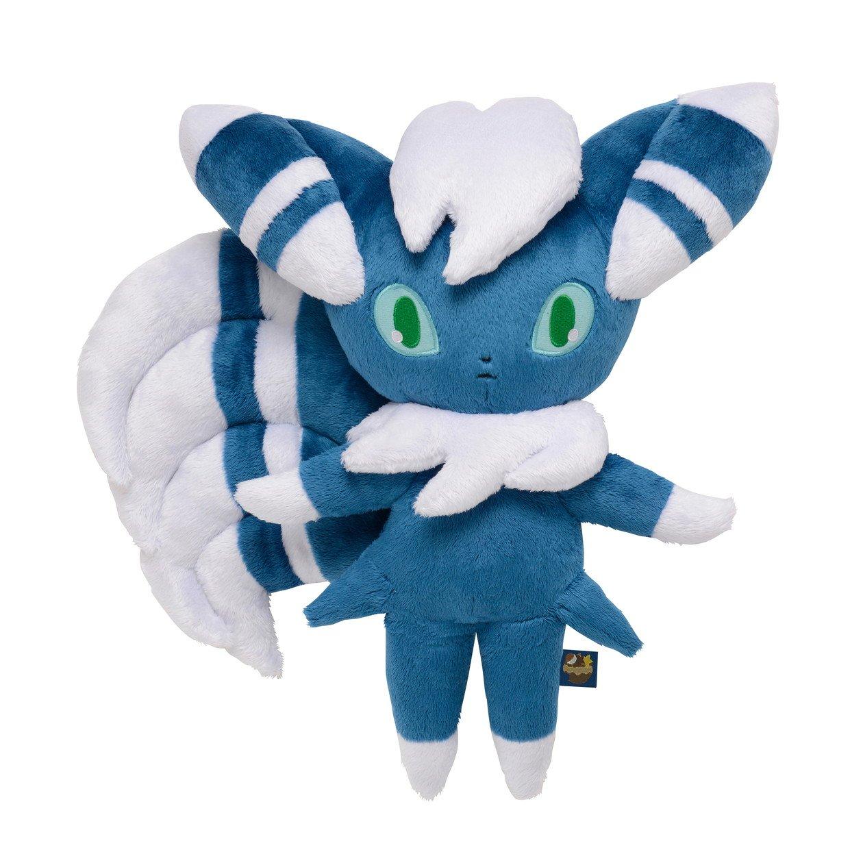 Pokemon Center Original stuffed BIG size Nyaonikusu (male figure)