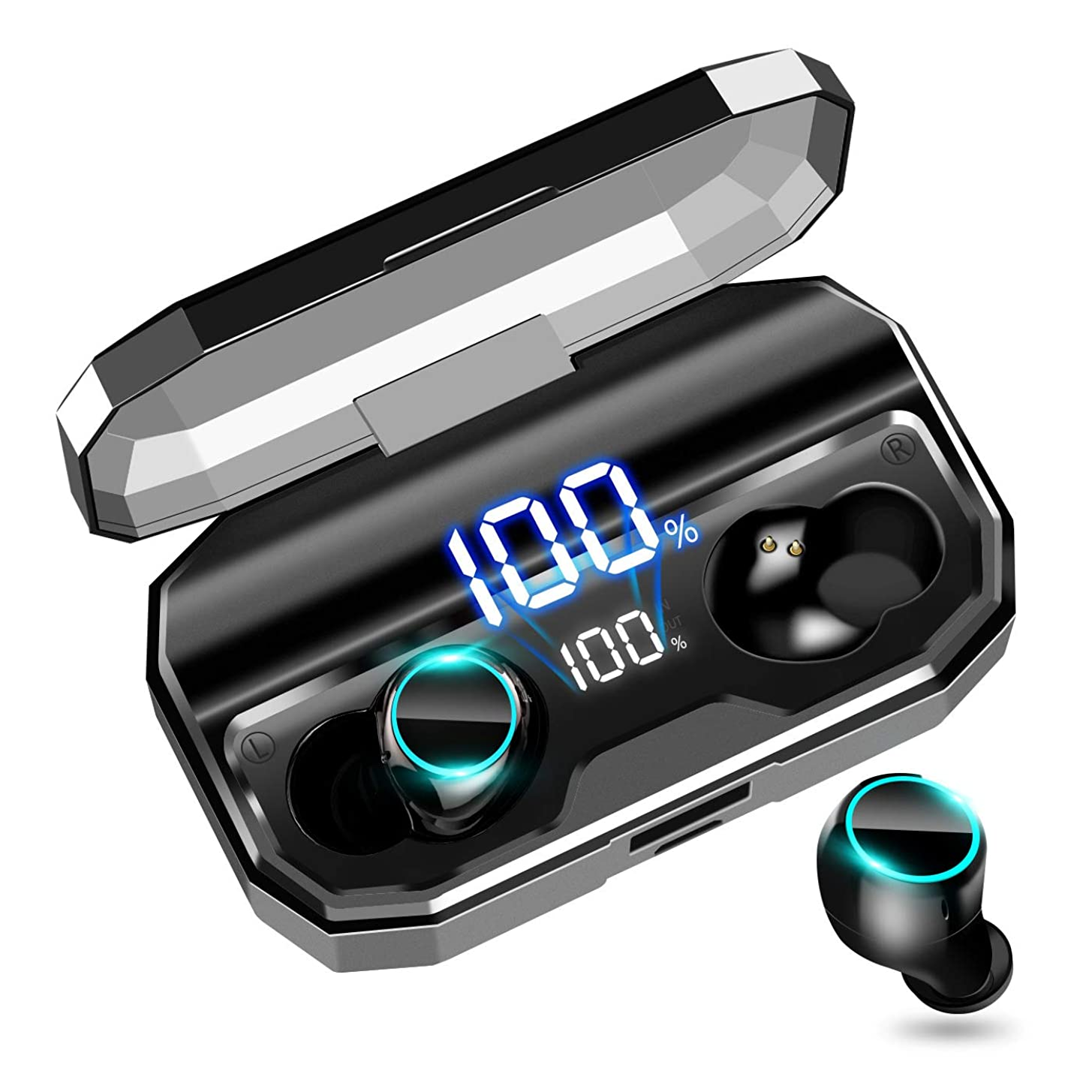 個人的なネクタイダム【防水進化版 IPX6対応】SoundPEATS(サウンドピーツ) Q30 Plus Bluetooth イヤホン 10MMドライバー搭載 高音質 [メーカー1年保証] 低音重視 8時間連続再生 apt-Xコーデック採用 人間工学設計 マグネット搭載 CVC6.0ノイズキャンセリング マイク付き ハンズフリー通話 ブルートゥース イヤホン IP6X防塵 ワイヤレス イヤホン Bluetooth ヘッドホン (ブラック)