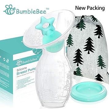 Manual Nursing Suction Reliever Breast Pump Creative Breastfeeding Supplies WO