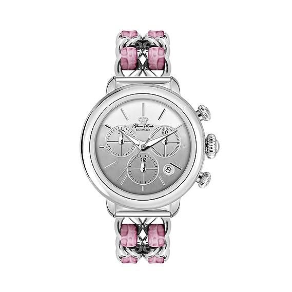 GLAM ROCK Bal Harbour Reloj DE Mujer Cuarzo Suizo 40MM GR77129N