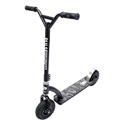 Pulse Performance ZR1 All Terrain Kick Scooter : Sports & Outdoors [5Bkhe1804200]