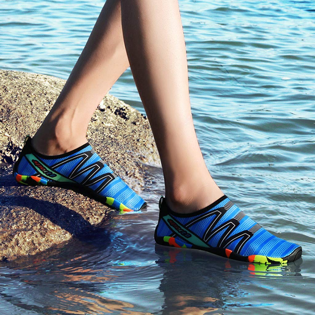 Water Sport Shoes Couple Wading Diving Barefoot Quick-Dry Aqua Surf Yoga Socks