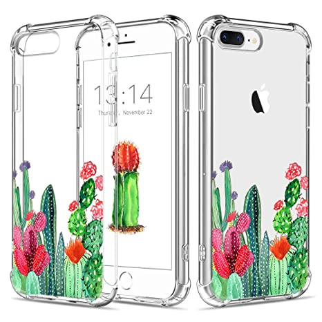 coque iphone 8 plus cactus