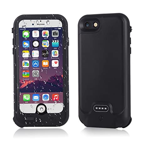 Amazon.com: Funda para iPhone 7/6S/6 IP68, resistente al ...