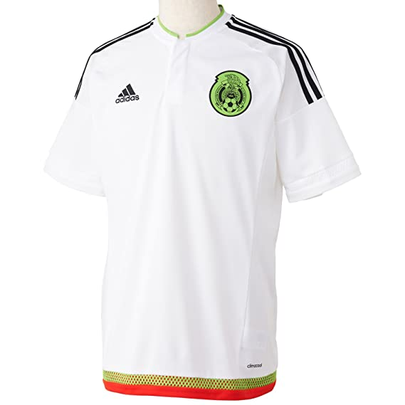 Adidas Jersey Seleccion Mexicana A JSY para Hombre  Amazon.com.mx ... d09f42bee93bc