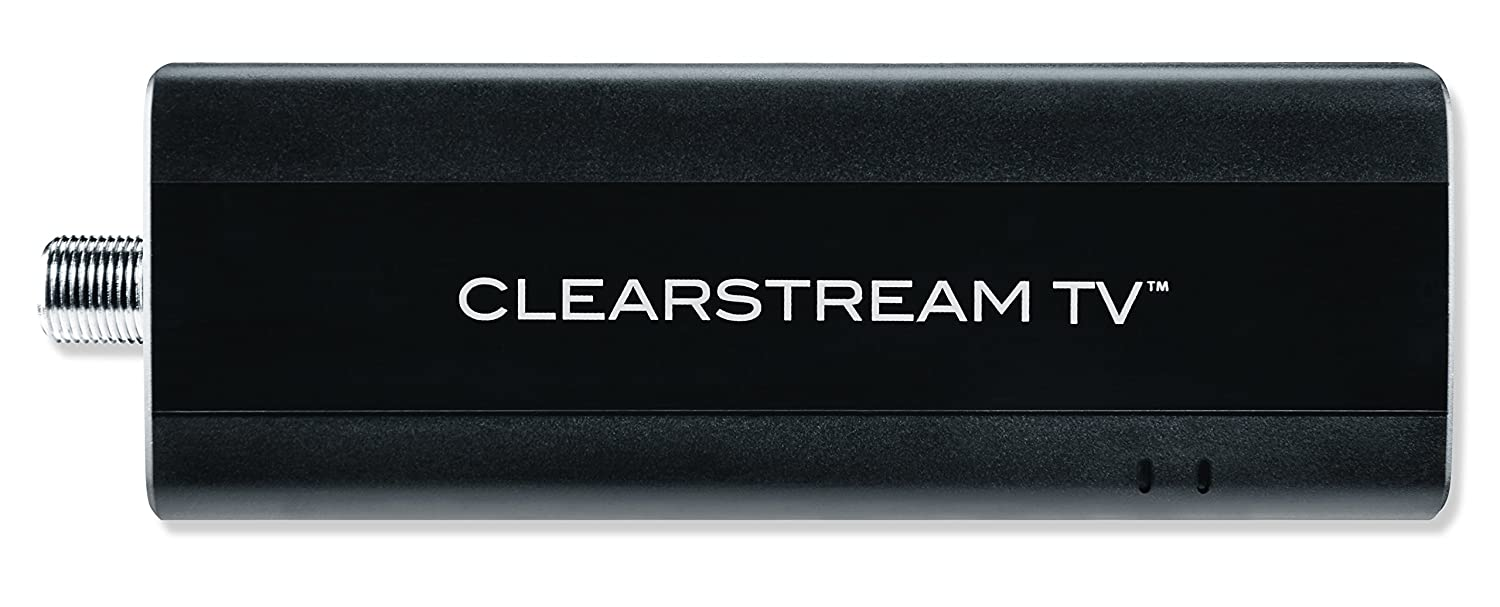 ClearStream TV Over-The-Air WiFi Tuner Adapter, Connects to Any TV