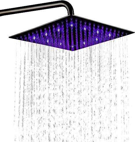 Hiendure Stainless Steel Rain Shower Head