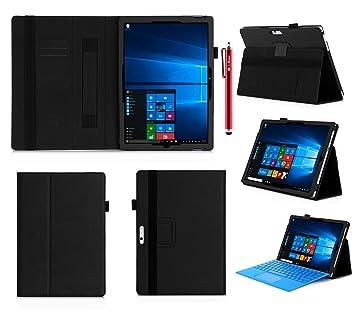 Microsoft Surface Pro 3/4 Funda, adorehouse Flip Carcasa ...