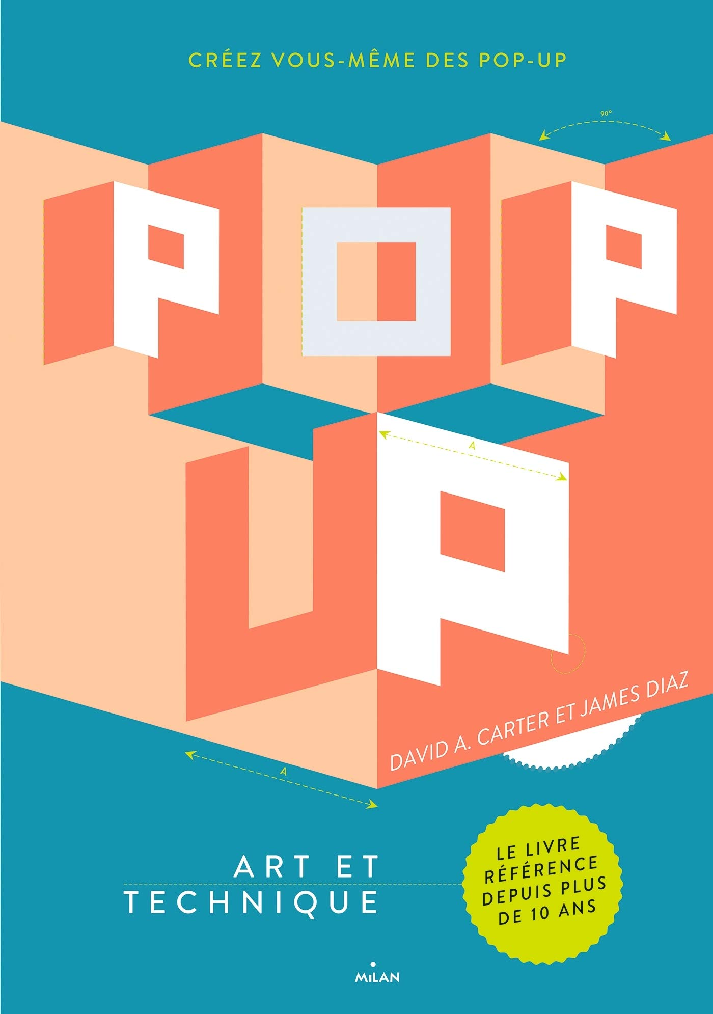 JAMES NEW HARDCOVER BOOK THE ELEMENTS OF POP-UP DAVID A.// DIAZ CARTER