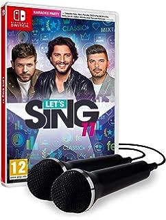 LetS Sing 11 - Edición Estándar Con 2 Micrófonos