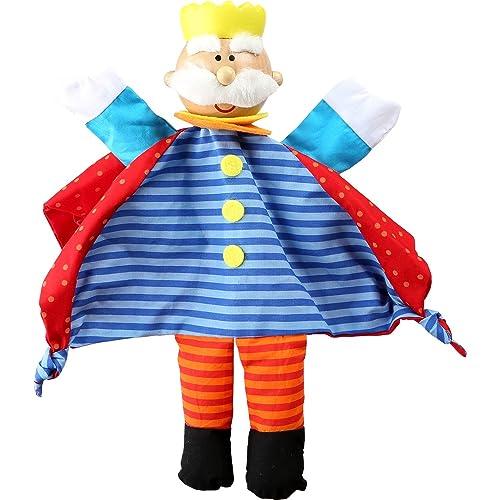 Small Foot 10236 - Marionnette -Roi