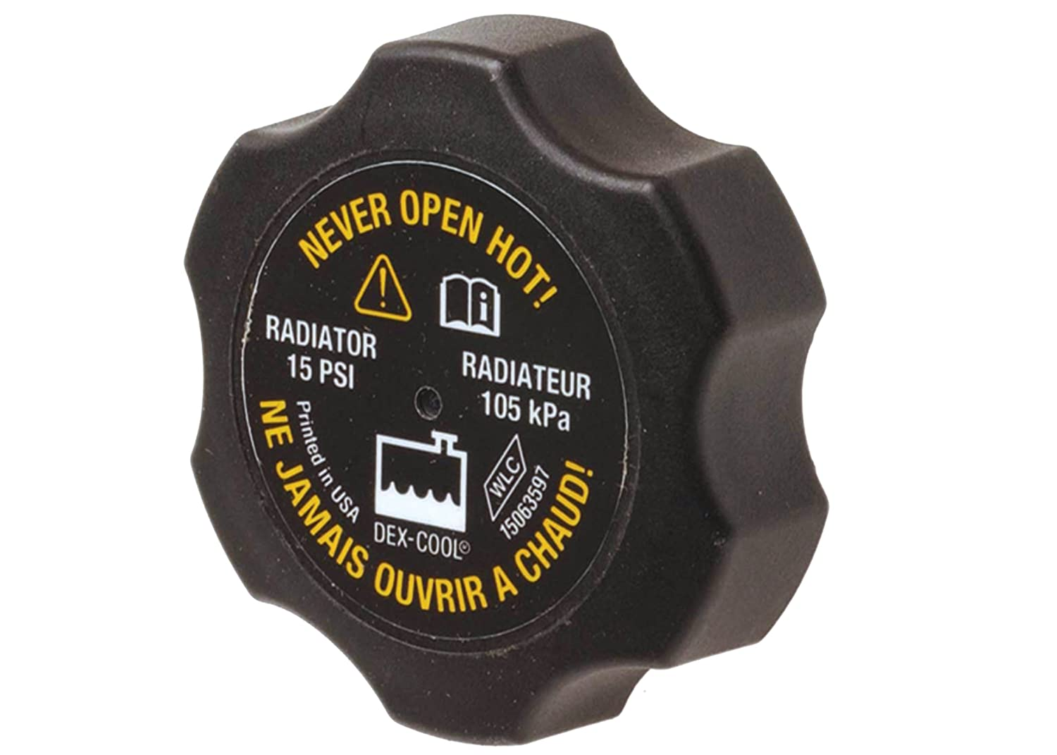 ACDelco RC85 GM Original Equipment 15 P.S.I. Radiator Cap