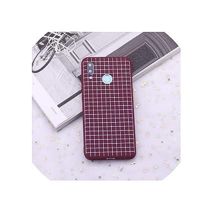 Amazon.com: Carcasa de silicona para Huawei Honor Mate 10 20 ...